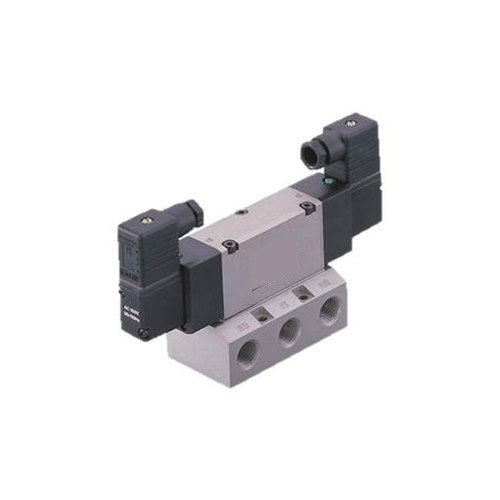 Stainless Steel CKD Solenoid Valve, Packaging Type: Corrugated Box
