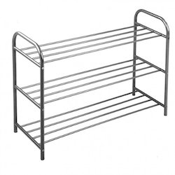 Three Layer Stainless Steel Rack