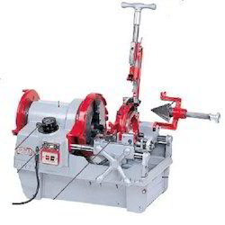 Rex Pipe Threading Machine