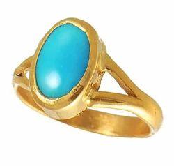 Firoza Ashtdhatu Ring