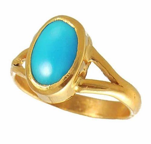5d7660dc7ed68 Firoza Ashtdhatu Ring