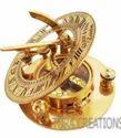 Tora 3' Brass Stopper Compass
