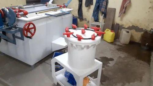 Electroplating Barrel - PP Electroplating Barrel