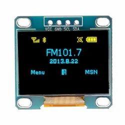 0.96 Cm OLED Display Module, Model Name/Number: SSD1306