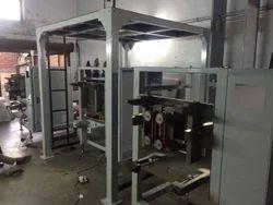 FFS Machine With Combination Weigh Filler