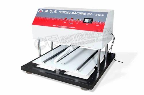 Bending Strength Testing Machine (MOR Testing Machine ...