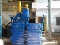 Manual Cotton Baling Press Machine, Size: 27 X 36, Capacity: 50 To 250 Ton