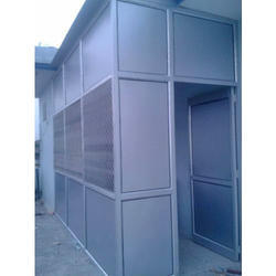 Office Aluminium Door