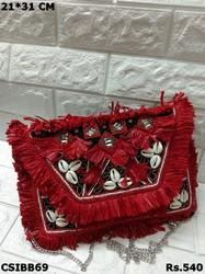 Showing results with Videos. Clear Filter. Red Banjara Bag 3f211b17196be