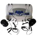 Dual Detox Foot Spa Machine(MP3)
