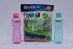 PET Plastic Bottles Twist