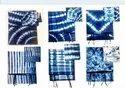 Indian Handmade Cotton Indigo Blue Duvet Cover
