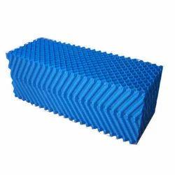 Blue Drift Eliminator PVC Fills