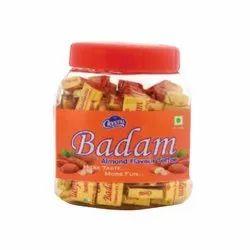 Badam Fold Wrap Toffee Jar