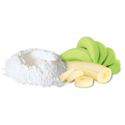 Dried Banana Fruit Powder