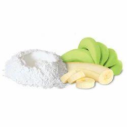 Dried Banana Fruit Powder