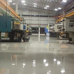 Warehouse Floor Coating Service