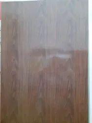 Full Wooden Finish PVC Door