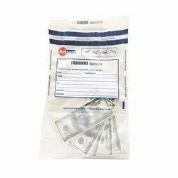 Cash Transit Poly Bag