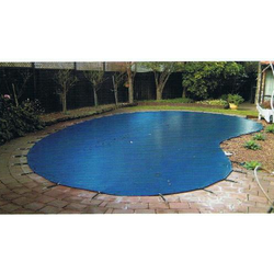 PVC Coated Swimming Pool Cover Fabric