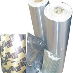 Printed Aluminum Foils