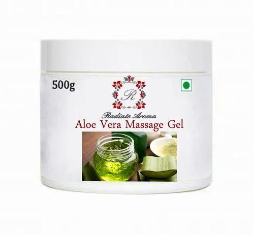 Aloe Vera Body Massage Oil