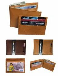 Rfid protected Men Leather Wallets