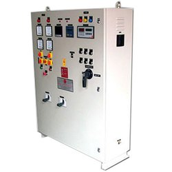Single Phase Mild Steel HT And LT Control Panel, Automation Grade: Semi-Automatic, IP Rating: IP54