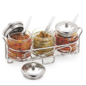 Stainless Steel Kitchenware, For Home