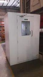 Galvanized Iron Air Shower System