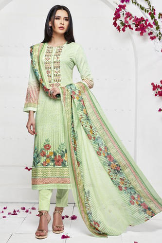 e324286298 Printed Straight Style Daily Office Wear Salwar Kameez Suits Catalogue  Exporter