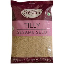 Sayyam White Natural Sesame Seed, Pack Size: 1 Kg, for Food