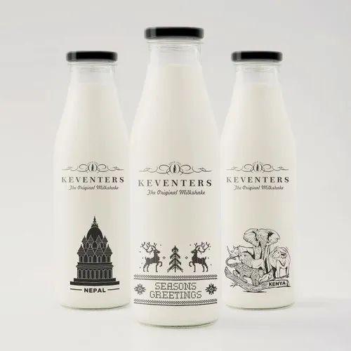 Milk Shake Bottle