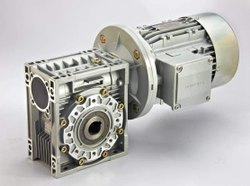 Helical Or Worm Type 0.25 Hp To 10 Hp Gear Motor, Voltage: 220v Or 440v, 10-300 Rpm