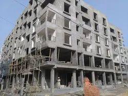 Flat Building Construction Services