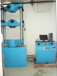 Electro Hydraulic Testing Machine