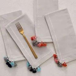 Cotton Embroidery Napkin