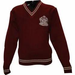 V Neck Full Sleeve Sweater