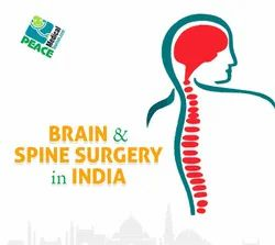 Brain and Spine Surgery in India at affordable cost