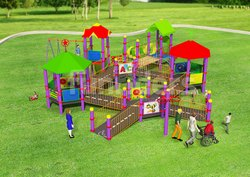 Inclusive playground equipment FRINC005