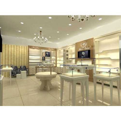 Jewelry Shops Interior Designing Service