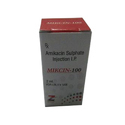 Amikacin 100 Methyl Paraben W/V Propyl Para Injection