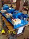 Hydraulic Hose Cutting & Hydraulic Hose Skiving Machine