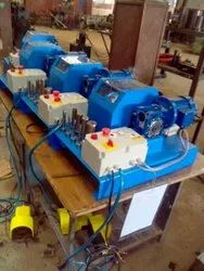 Hydraulic Hose Cutting & Hydraulic Hose Skiving Machine
