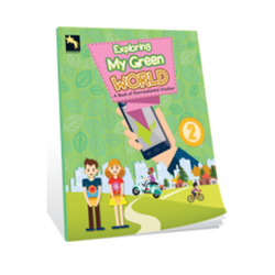 Theme Based Exploring My Green World Book