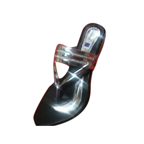 3227ebc7b37 Faux Leather Black Designer Sandal, Size: 4 To 8, Rs 140 /pair | ID ...