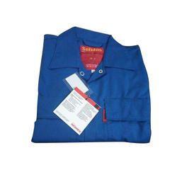 Men Blue Lab Coat, For Laboratory, Handwash