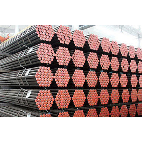 Round Carbon Steel Seamless Pipes