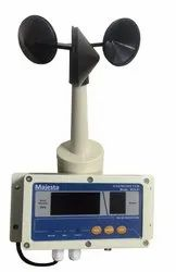 Digital Tower Crane Anemometer 3 Cup Type