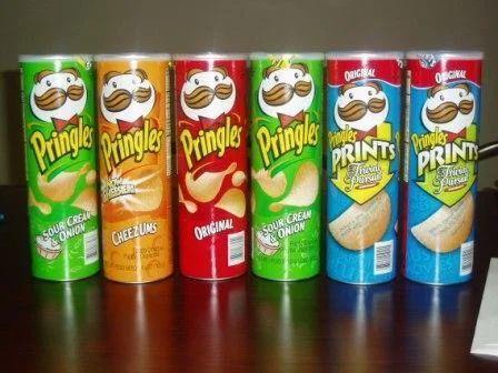 Pringles (169g) (40g) Original Taste